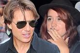 Tom Cruise bao hết tiền cưới cho con gái nuôi dù không được mời