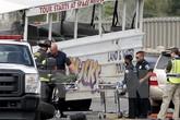 29 sinh viên Việt gặp nạn trong vụ tai nạn xe buýt thảm khốc ở Mỹ