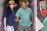 Hoa hậu Hong Kong tiếp tục bí mật gặp gỡ đại gia có vợ