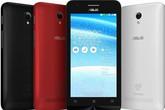 Smartphone giá rẻ mới của Asus tại Việt Nam
