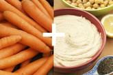 7 đôi thực phẩm ăn cùng nhau tốt cho sức khỏe