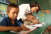 Lên Facebook xin... trường học cho trẻ em nghèo