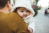 Con gái Kim Hiền siêu đáng yêu