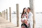 Phạm Thanh Thảo khoe ảnh hạnh phúc khi bầu bí cùng chồng Việt Kiều
