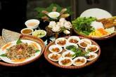 Những quán ăn đáng tiền cho người mê ẩm thực miền Trung