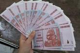 Đôla Zimbabwe ở Việt Nam: 100.000 tỷ đổi 500.000 đồng