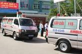 Ra mắt Trung tâm cấp cứu 115 khu vực Bình Tân