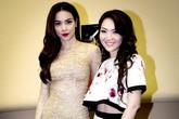 Hà Hồ gợi cảm với váy xuyên thấu bên HH Jennifer Chung