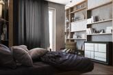 Thiết kế xinh xắn của hai căn hộ dưới 75m2