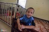 Nụ cười của trẻ em chùa Bồ Đề tại nơi ở mới