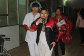 Bệnh viện Phụ sản Hải Phòng: Nữ điều dưỡng cảnh giác và hai vị khách bí ẩn