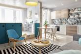 2 căn hộ xinh đẹp dành cho các cặp vợ chồng trẻ