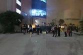 Cháy Hồ Gươm Plaza, hàng trăm người hoảng loạn giữa đêm