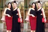 Soi gu thời trang sành điệu của vợ sao nam Việt