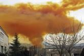 Hoảng sợ mây độc xuất hiện làm 3 người bị thương