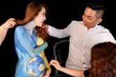 """Khánh Thi: """"Gia đình chồng mừng khi tôi mang bầu"""""""