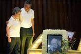 Những lời tạm biệt nghẹn ngào của gia đình với ông Lý Quang Diệu