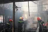 Hải Phòng: Nhà hàng, quán bar bốc cháy nằm trong diện...giải tỏa