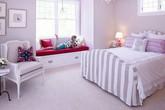 Trang trí nhà cực đẹp với màu tím oải hương lãng mạn và tinh tế