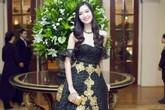 Hoa hậu Thùy Dung chẳng cần hàng hiệu để nổi bật