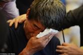 Người đàn ông đau đớn tột cùng vì vợ chết thay trên chuyến tàu định mệnh