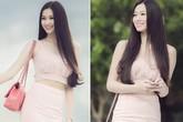 Thời trang crop top quyến rũ của sao Việt