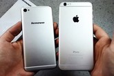 """5 smartphone Android là """"anh em"""" của iPhone 6s"""