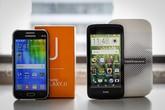 So sánh smartphone 2 triệu đồng: Desire 326G và Galaxy J1