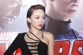 Tóc Tiên xuất hiện với bộ đầm cắt xẻ táo bạo