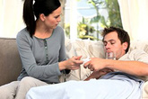 Tréo ngoe chồng bị tai nạn liệt giường khi vi vu với nhân tình