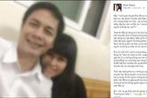 """Vợ """"người tình tin đồn"""" của Hồ Ngọc Hà lên tiếng chuyện ly hôn"""