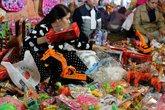Cửa hàng đồ chơi trẻ em đìu hiu trước ngày Quốc tế Thiếu nhi