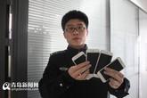 Ham rẻ, mua nhầm phải iPhone 6 đồ chơi