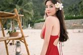 Hoa hậu Kỳ Duyên phủ nhận chuyện hẹn hò với huấn luận viên thể hình