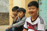 Làng già trẻ 'ăn trầu thay cơm' ở Hà Nội
