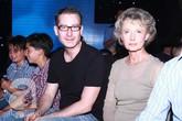Vẻ đẹp quý phái của mẹ chồng Đoan Trang thu hút sự chú ý