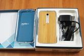 Cận cảnh Moto X Style vỏ tre cao cấp của Motorola