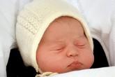 Công chúa đáng yêu của Kate và William