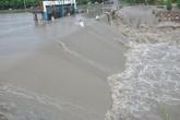 Quảng Ninh: Mưa lớn, vỡ đập, nhiều nơi chìm trong biển nước