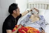 Ngọc Sơn hủy toàn bộ show, ngày đêm túc trực ở bệnh viện vì ba bệnh nặng