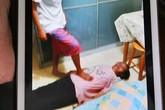 Con gái bắt mẹ ăn phân, uống nước tiểu gây rúng động