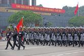 Quảng trường Ba Đình tưng bừng tổng duyệt diễu binh
