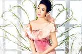 Trịnh Kim Chi biến thành nữ thần hoa xinh đẹp