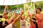 Trẻ em Hà Nội hào hứng với Lễ Phục sinh