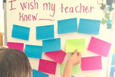 Những điều học sinh muốn thầy cô biết