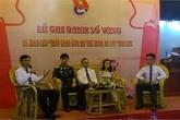 Phát ngôn viên Lê Hải Bình đọc thơ tặng thủ khoa Hà Nội