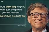 Cách người thành công đối mặt với thất bại