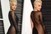 Dàn mỹ nhân mặc hở lộ liễu tại tiệc hậu Oscar