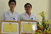 Hai bác sĩ tình nguyện hiến máu cứu sản phụ ở Đà Nẵng