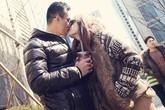 Hương Giang Idol hôn bạn trai lãng mạn giữa phố